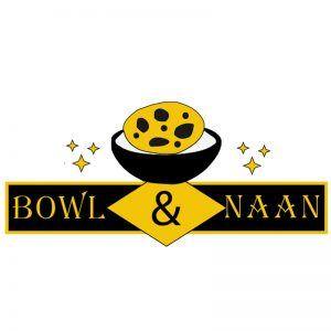 Bowl and Naan