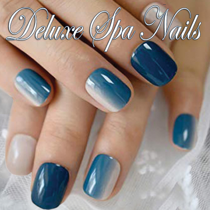 Deluxe Spa Nails-logo