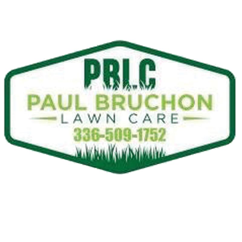 Paul Bruchon Lawn Care-logo