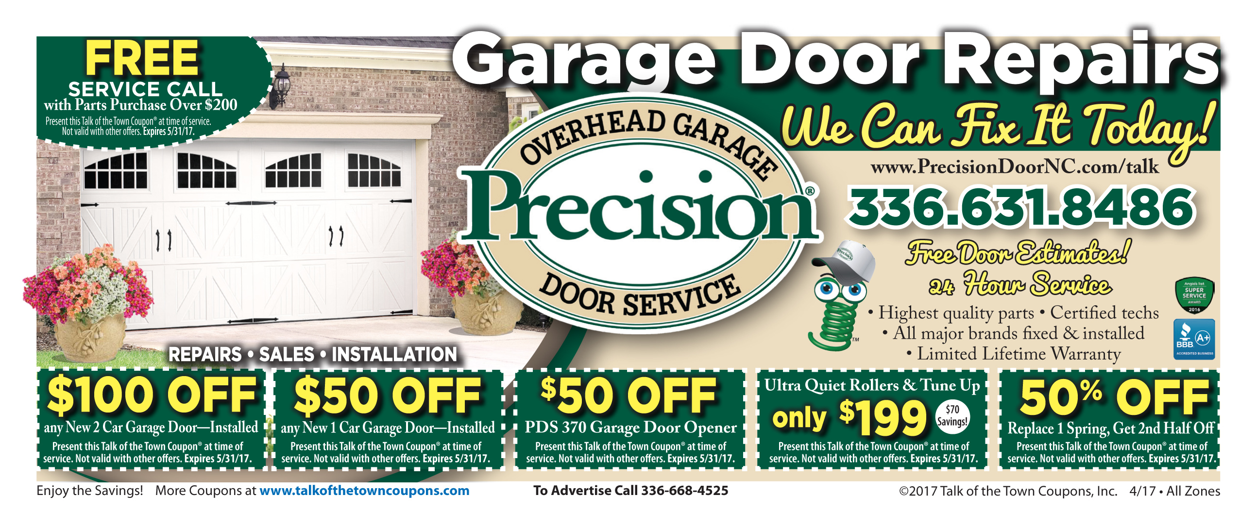 overhead doors electric reviews imageoncept p door roller garage precision fantastic service