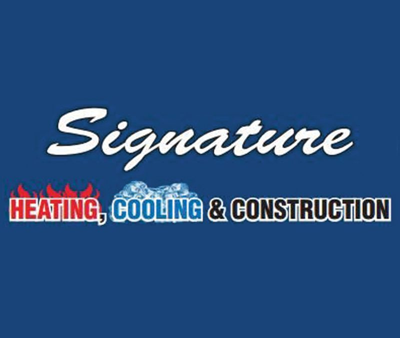 Signature Heating, Cooling & Construction