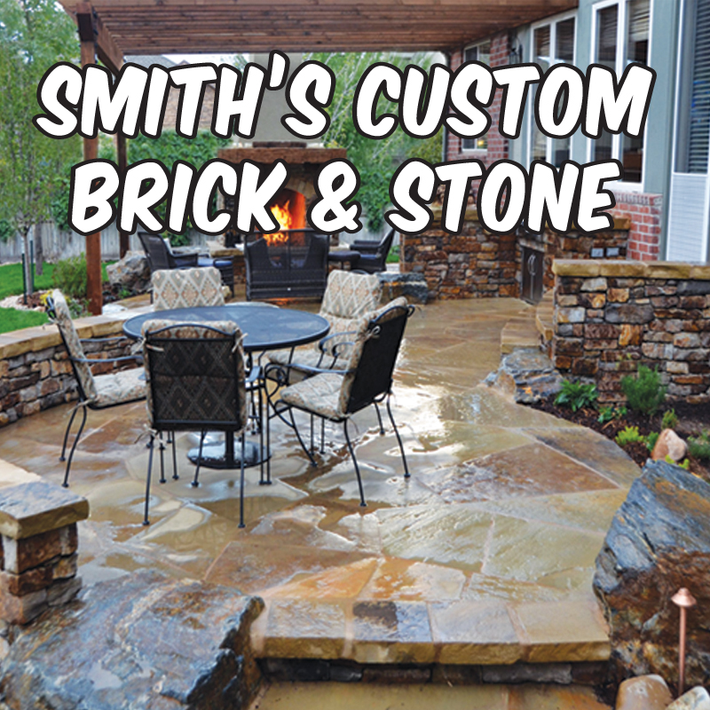 Smith's Custom Brick & Stone-logo